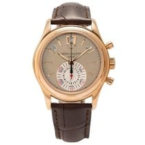 Patek Philippe Annual Calendar Chronograph 5960R-001 Very good Rose gold 40.5mm Automatic