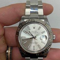 Rolex Datejust II 116334 2016 neu