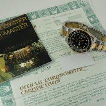 Rolex GMT-Master II Gold/Steel 40mm Black No numerals United States of America, Texas, Houston