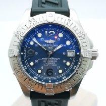 Breitling Superocean Steelfish Steel 42mm Black Arabic numerals