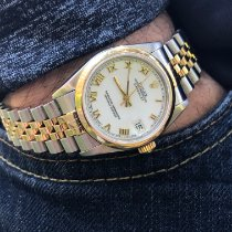 Rolex Lady-Datejust Gold/Steel 31mm White Roman numerals United States of America, Florida, Pembroke Pines