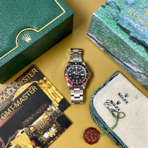 Rolex GMT-Master II Steel 40mm Black No numerals United States of America, California, Pasadena