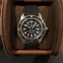 Breitling Superocean II 44 Steel 44mm Black Arabic numerals United States of America, New Jersey, Wyckoff