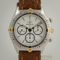 Breitling Callisto Gold/Steel 36mm White No numerals United States of America, California, Pleasant Hill