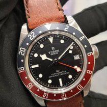 Tudor Black Bay GMT Steel 41mm Black No numerals Malaysia, KUALA LUMPUR