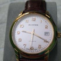 Carl F. Bucherer 2824.901 Very good Gold/Steel 37mm Automatic India, delhi