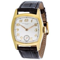 Patek Philippe Vintage Yellow gold 38mm Gold Roman numerals United States of America, California, Los Angeles