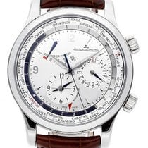 Jaeger-LeCoultre Master World Geographic Steel 42mm Silver United States of America, Florida, North Miami Beach