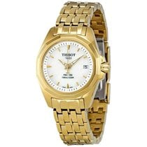 Tissot PRC 100 29.7mm Mother of pearl