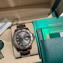 Rolex Yacht-Master 40 Steel 40mm Blue No numerals Canada, North Vancouver