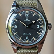 Omega Seamaster Railmaster Steel 38mm Black United States of America, Missouri, Chesterfield