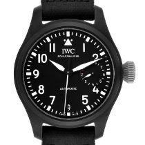 IWC Big Pilot Top Gun Ceramic 46mm Black Arabic numerals United States of America, Georgia, Atlanta