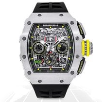 Richard Mille 49.9mm Automatic RM11-03 TI new