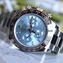 Rolex Daytona Platinum 40mm Blue No numerals UAE, Dubai