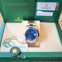 Rolex Datejust 126300-0017 2020 neu