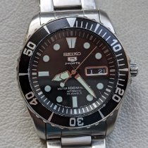 Seiko 5 Sports occasion 41mm Noir Date