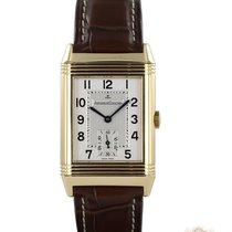 Jaeger-LeCoultre Or jaune Remontage manuel Argent 42mm occasion Reverso Grande Taille