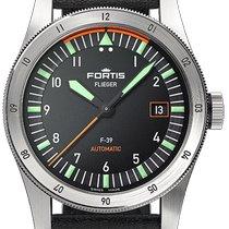 Fortis Acero 39mm Automático F.422.0006 nuevo