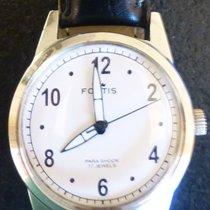 Fortis Acero ca. 35 mm ohne Kronemm Cuerda manual usados