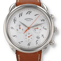 Hermès Steel 43mm Automatic AR4 pre-owned United States of America, New Hampshire, Nashua