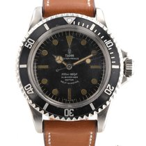 Tudor Submariner Steel 40mm Black United States of America, New Hampshire, Nashua