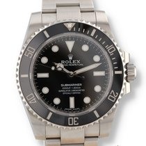 Rolex Submariner (No Date) Steel 40mm Black United States of America, New Hampshire, Nashua