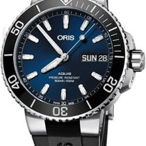 Oris Hammerhead Limited Edition Steel 45.5mm Blue United States of America, California, Moorpark