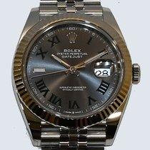 Rolex Datejust Acero 41mm Gris Sin cifras España, Madrid