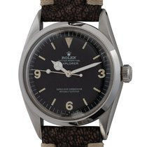Rolex Explorer Steel 36mm Black United States of America, Texas, Austin