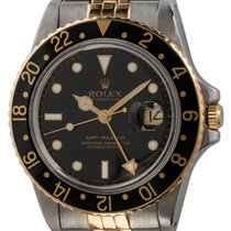 Rolex GMT-Master Gold/Steel 40mm Black United States of America, Texas, Austin