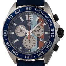 TAG Heuer Formula 1 Quartz Steel 43mm Blue United States of America, Texas, Austin