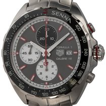TAG Heuer Formula 1 Steel 44mm Grey United States of America, Texas, Austin