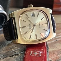 Omega Genève Gold/Steel 36mm Champagne United Kingdom, Norwich