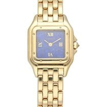 Cartier 1820 Very good Yellow gold 23mm Quartz United States of America, New York, New York