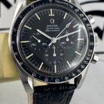 Omega Speedmaster Professional Moonwatch Stahl Schwarz Schweiz, Roveredo