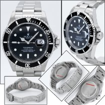 Rolex Submariner Date 16610 Unworn Steel 40mm Automatic