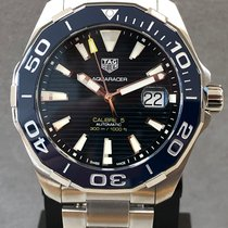 TAG Heuer Aquaracer 300M new 2020 Automatic Watch with original box and original papers WAY201B.BA0927