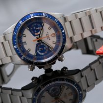 Tudor Heritage Chrono Blue Acero 42mm Azul Sin cifras