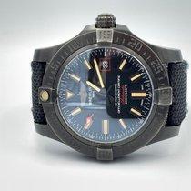 Breitling Titane Remontage automatique Noir Sans chiffres 44mm occasion Avenger Blackbird 44