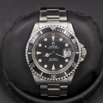 Tudor Submariner Steel 40mm Black United States of America, California, Huntington Beach