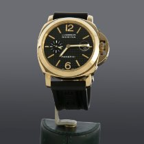 Panerai PAM 00140 Желтое золото Luminor Marina Automatic 44mm подержанные