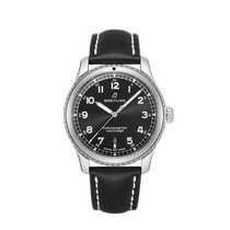 Breitling Navitimer 8 Steel 41mm Black Arabic numerals United States of America, New York, Forest Hills