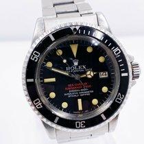 Rolex Sea-Dweller Сталь 40mm
