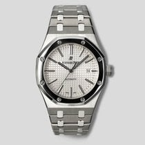 Audemars Piguet Royal Oak Selfwinding Platino 41mm Plata