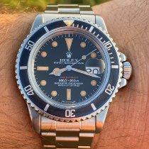 Rolex Submariner Date Acier Noir