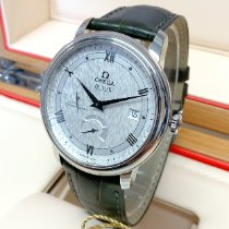 Omega De Ville Prestige new 2020 Automatic Watch with original box and original papers 424.13.40.21.02.004