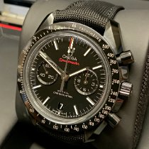 Omega Speedmaster Professional Moonwatch Ceramic Black No numerals United Kingdom, Wilmslow