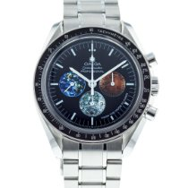 Omega Speedmaster Professional Moonwatch Acier 42mm Noir