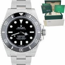 Rolex Submariner (No Date) new Automatic Watch with original box and original papers 124060 LN
