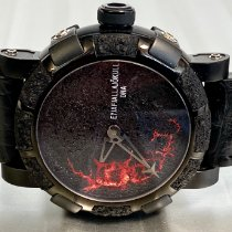 Romain Jerome Stahl 46mm Automatik RJ.V.AU.001.01 neu